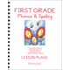 First Grade Phonics & Spelling Lesson Plans