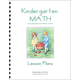 Kindergarten Math Lesson Plans (3rd Edition)
