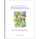 Kindergarten Phonics Lesson Plans