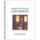Seventh Grade Grammar Lesson Plans