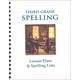 Third Grade Rod & Staff Spelling Lesson Plans