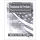 Foundation for Freedom: Study of the United States Constitution Tests