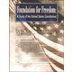 Foundation for Freedom: Study of the United States Constitution Workbook