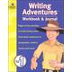 Writing Adventures Workbook & Journal Book 1