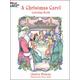 Christmas Carol Coloring Book