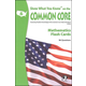 Show What You Know on the Common Core Mathematics Flash Cards Grade 6