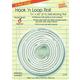 Hook 'n Loop Roll Magic Mount - White (3/4