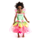 Springtime Fairy Doll Dress with Wings