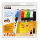 Skrib Gouache Paint Markers - Classic (set of 6)