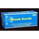 SparkNotes Blank Do-it-Yourself Study Cards