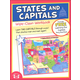 States and Capitals Wipe-Clean Workbook