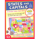 States and Capitals: Christian Wipe-Clean Workbook