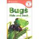 Bugs Hide and Seek (DK Reader Level 1)