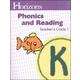 Horizons K Phonics and Reading Teacher Guide Book 1