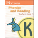 Horizons K Phonics and Reading Teacher Guide Book 2