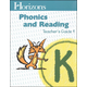 Horizons K Phonics and Reading Teacher Guide Book 4
