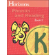 Horizons K Phonics and Reading Book 3
