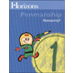 Horizons Penmanship Grade 1 Student Book