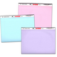 Colored Landscape Pad - College Ruled Assorted Colored Paper