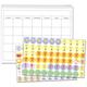 Bare Calendar Set