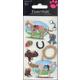 Dinosaurs Pop Up Stickers 4x8