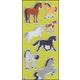 Horses Essentials Stickers