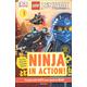 LEGO NINJAGO: Ninja in Action! (DK Reader Level 1)