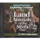 Exploring Creation with Zoology 3 MP3 CD