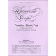 Spencerian Guidesheet Advanced Practice Tablet