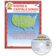 States and Capitals Songs Kit w/ CD