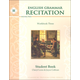 English Grammar Recitation Workbook III Student Book