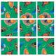 Butterflies Scramble Squares