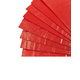 Tac-On Wall Kit - Red (9