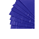 Tac-On Wall Kit - Royal Blue (9