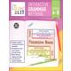 Interactive Grammar Notebook - Grades 4-8 (I'm Lovin' Lit)