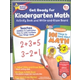 Get Ready for Kindergarten Math: Activity Book and Write-and-Erase Boad with Pen