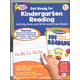 Get Ready for Kindergarten Reading: Activity Book and Write-and-Erase Board with Pen