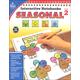 Interactive Notebooks: Seasonal - Grade 2