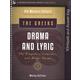 Greeks: Drama and Lyric Student Workbook (Old Western Culture: The Greeks)