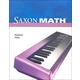 Saxon Math Intermediate 4 Student Edition