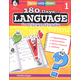 180 Days of Language for First Grade (Practice, Assess, Diagnose)