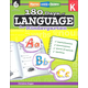 180 Days of Language for Kindergarten (Practice, Assess, Diagnose)
