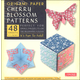 Origami Paper - Cherry Blossom Patterns (Small 6 3/4