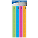 Ruler with Multiplication Print (4 pack)