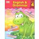 English & Grammar Grade 4 Workbook (Brighter Child)