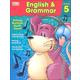 English & Grammar Grade 5 Workbook (Brighter Child)