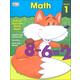 Math Grade 1 Workbook (Brighter Child)