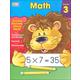 Math Grade 3 Workbook (Brighter Child)