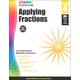 Applying Fractions Grade 4 (Spectrum Focus)