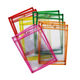 Dry Erase Pockets Neon Colors Assorted (6